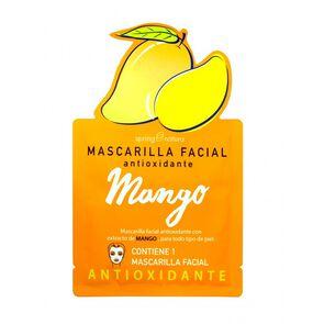 SPRING NATURAL MASCARILLA FACIAL ANTIOXIDANTE MANGO 25ML